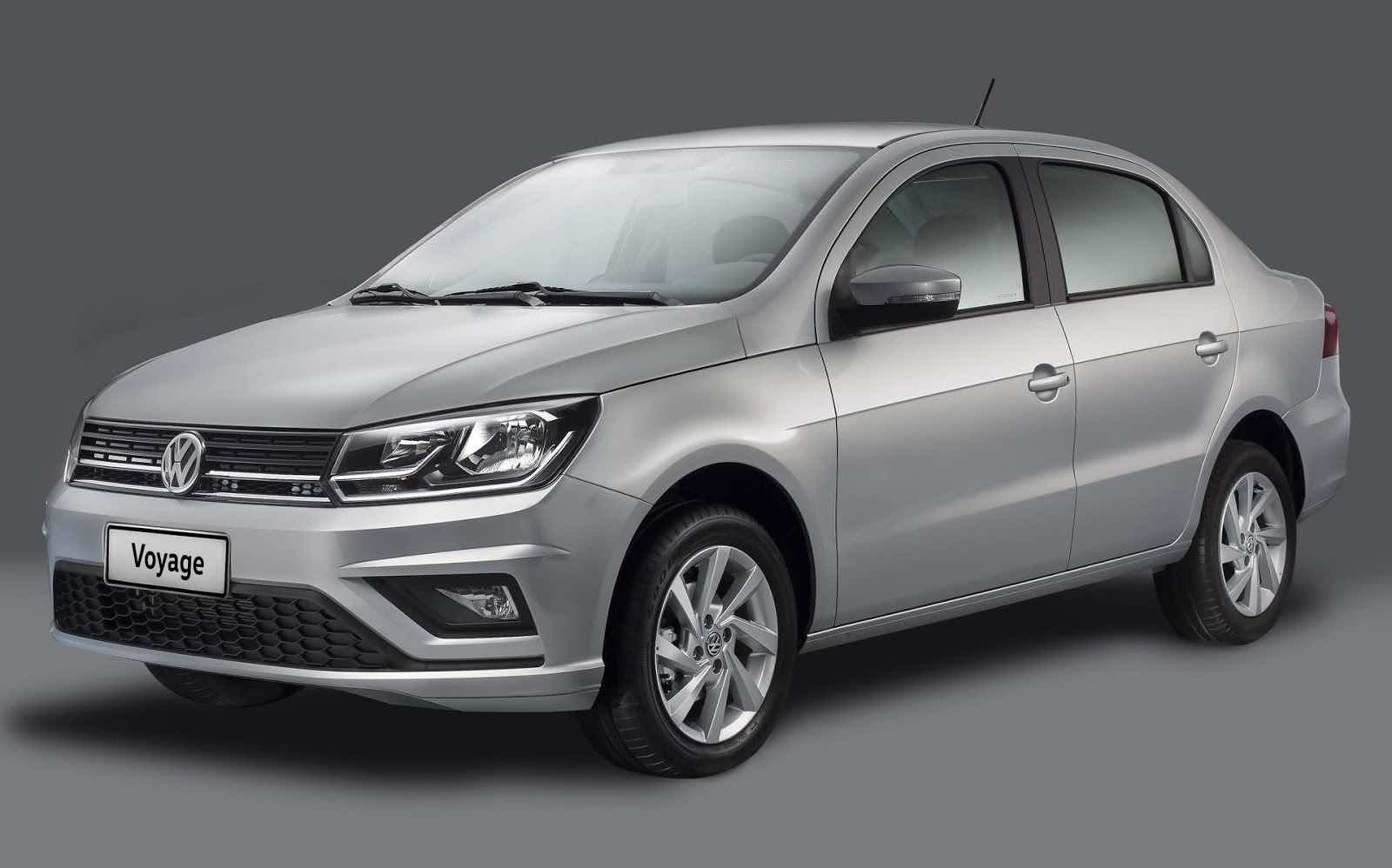 Volkswagen Voyage 1.6 MT