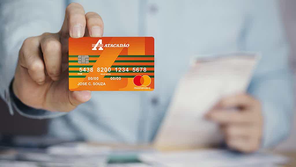 Anuidade e cobertura do cartão Atacadão