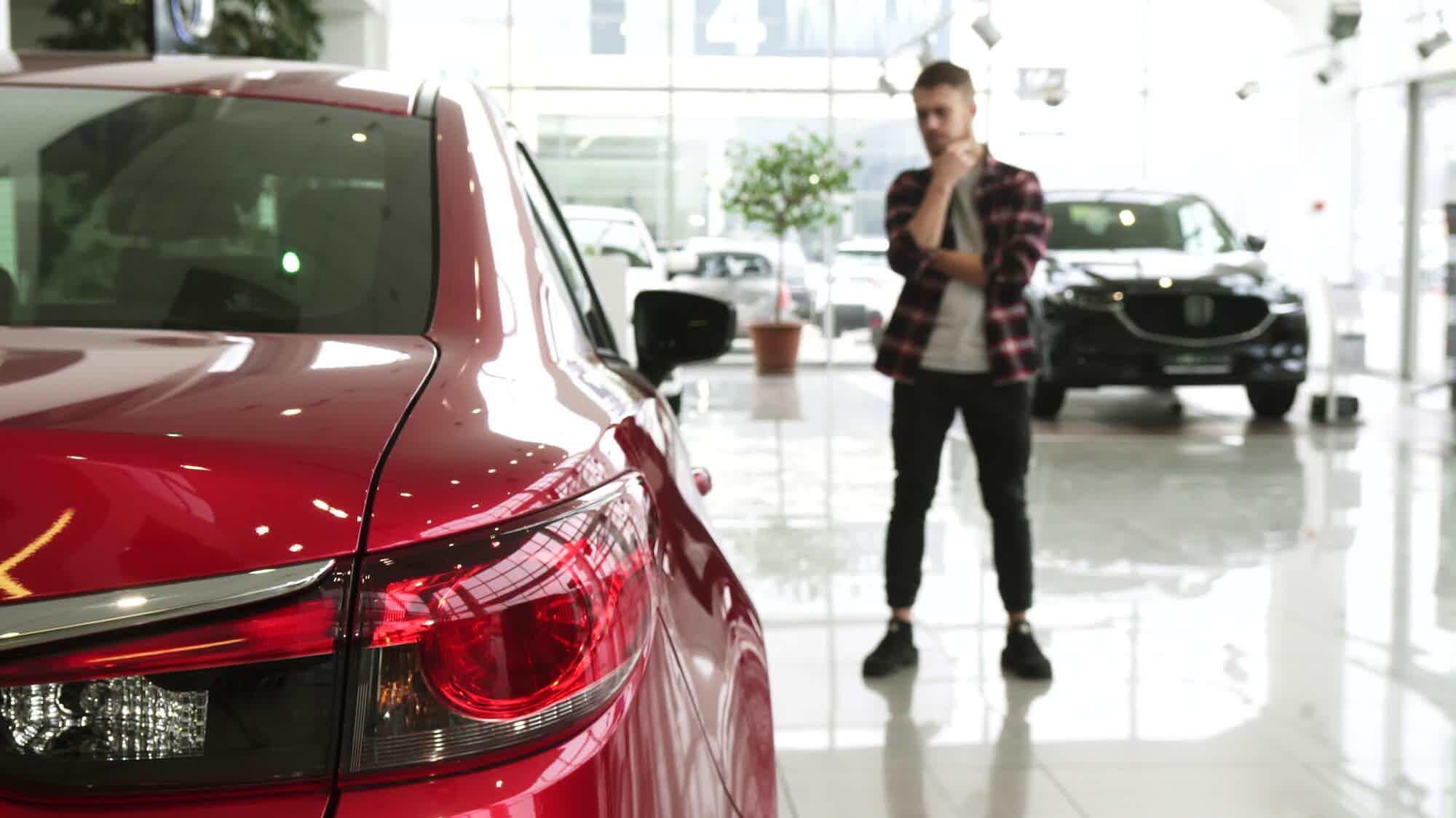 Comprar um carro 0km