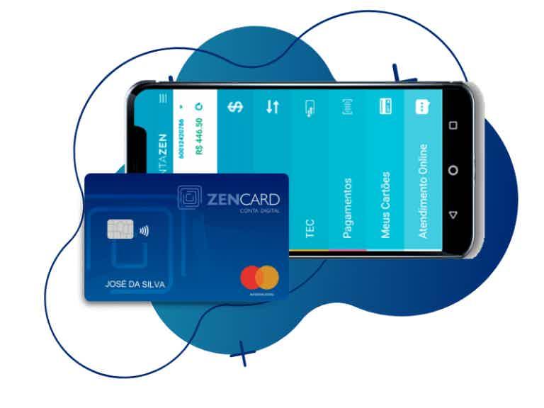 Cartão Corporativo Zencard