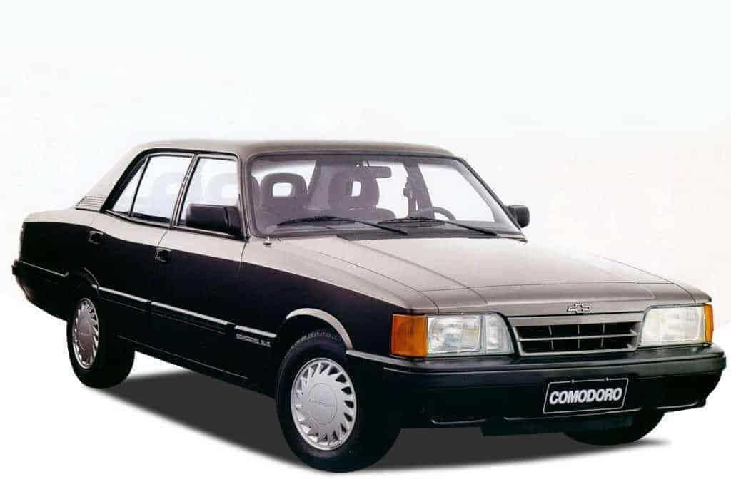 Chevrolet Opala Comodoro 1992