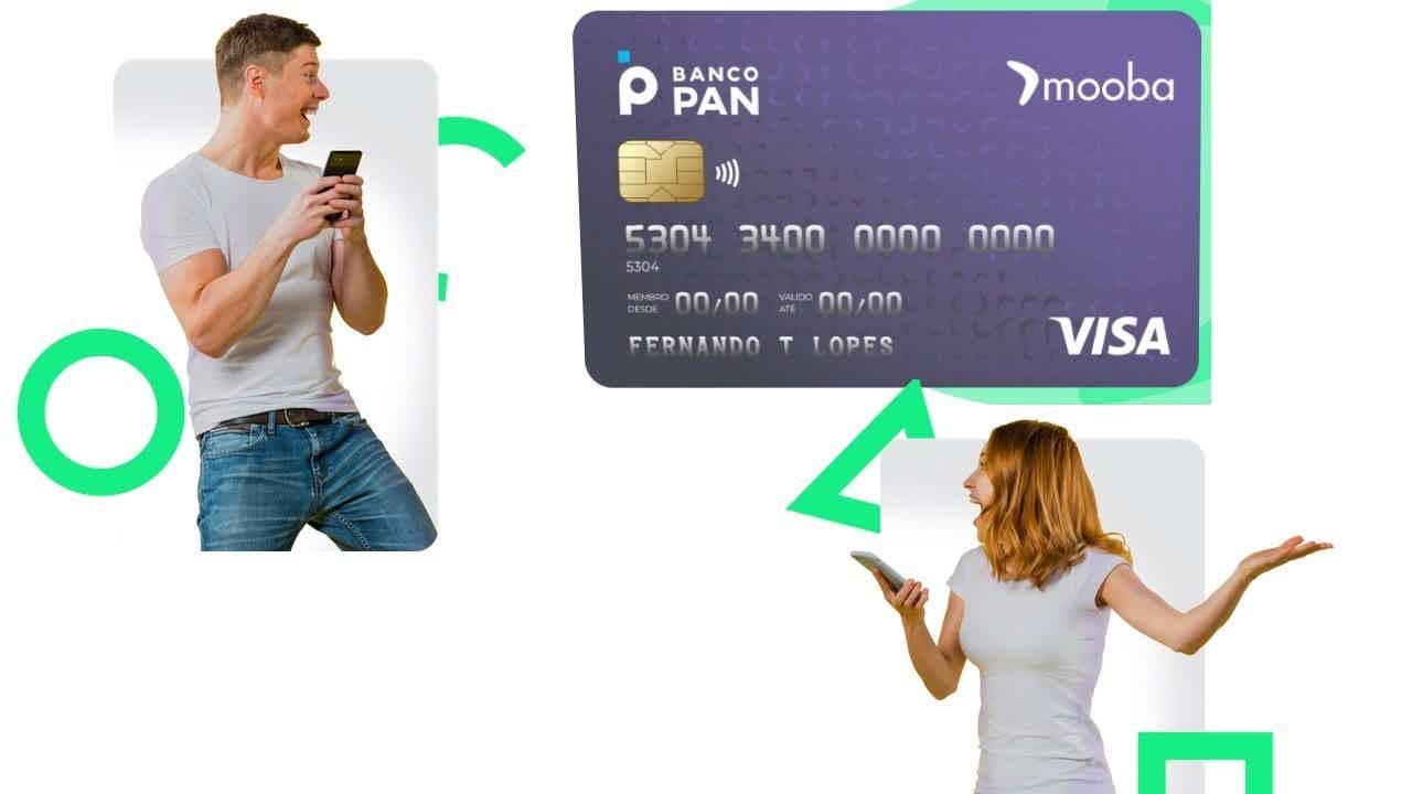 Como solicitar cartão de crédito Mooba