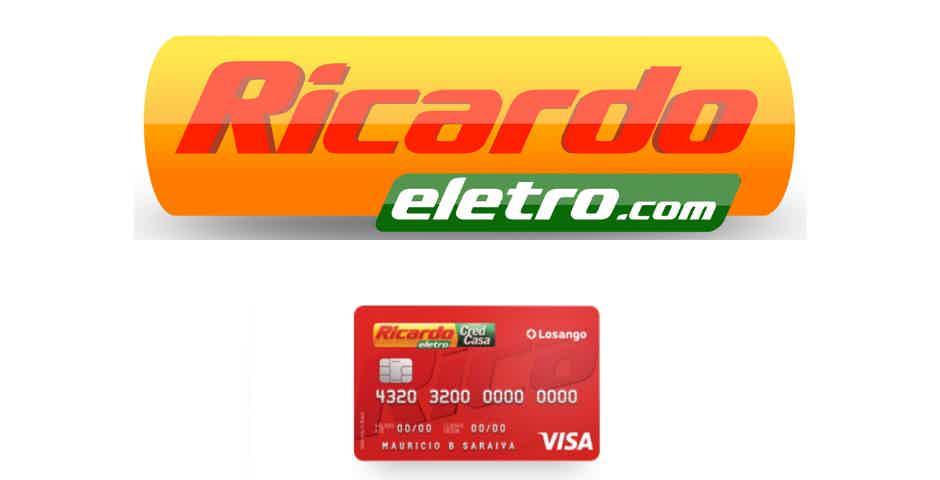 Anuidade do cartão da rede Ricardo Eletro