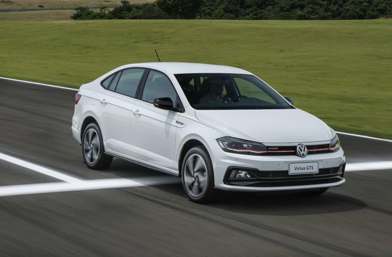 Comprar Volkswagen Virtus