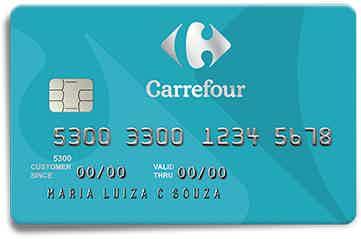 Cartão Carrefour entre cartões de crédito com desconto