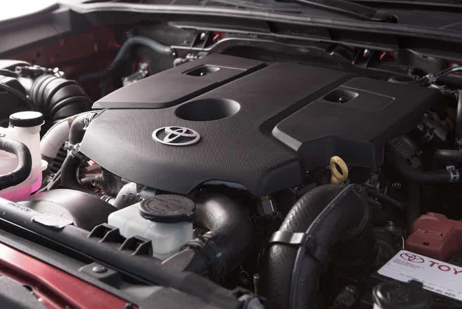 Motor Hilux