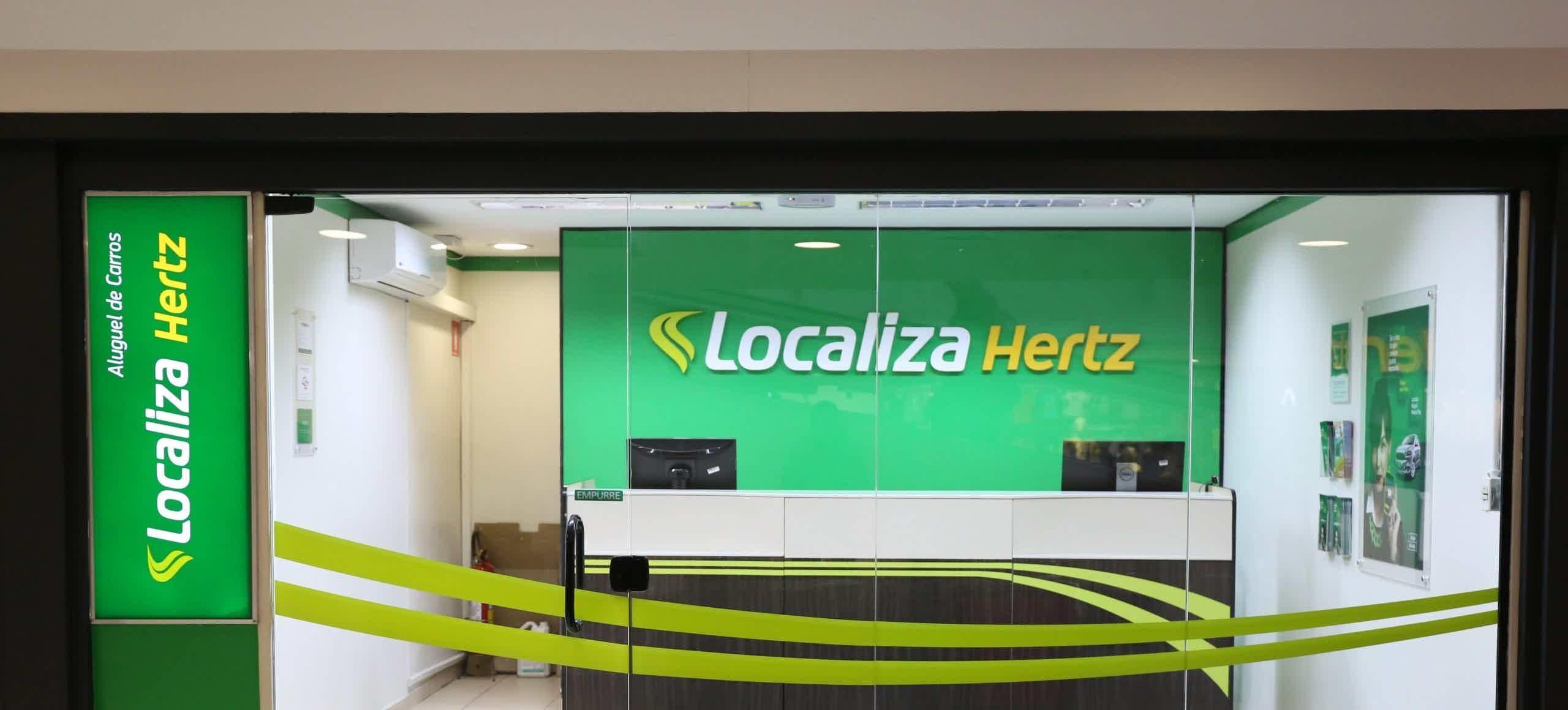 Alugar carro na localiza Hertz
