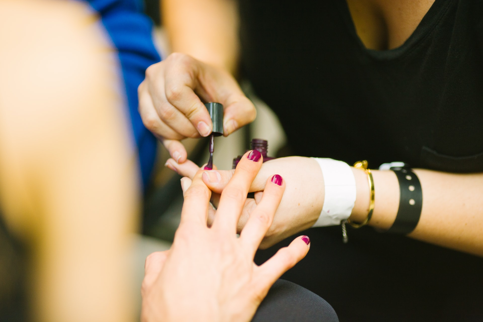 Como funciona o curso de manicure faby cardoso?