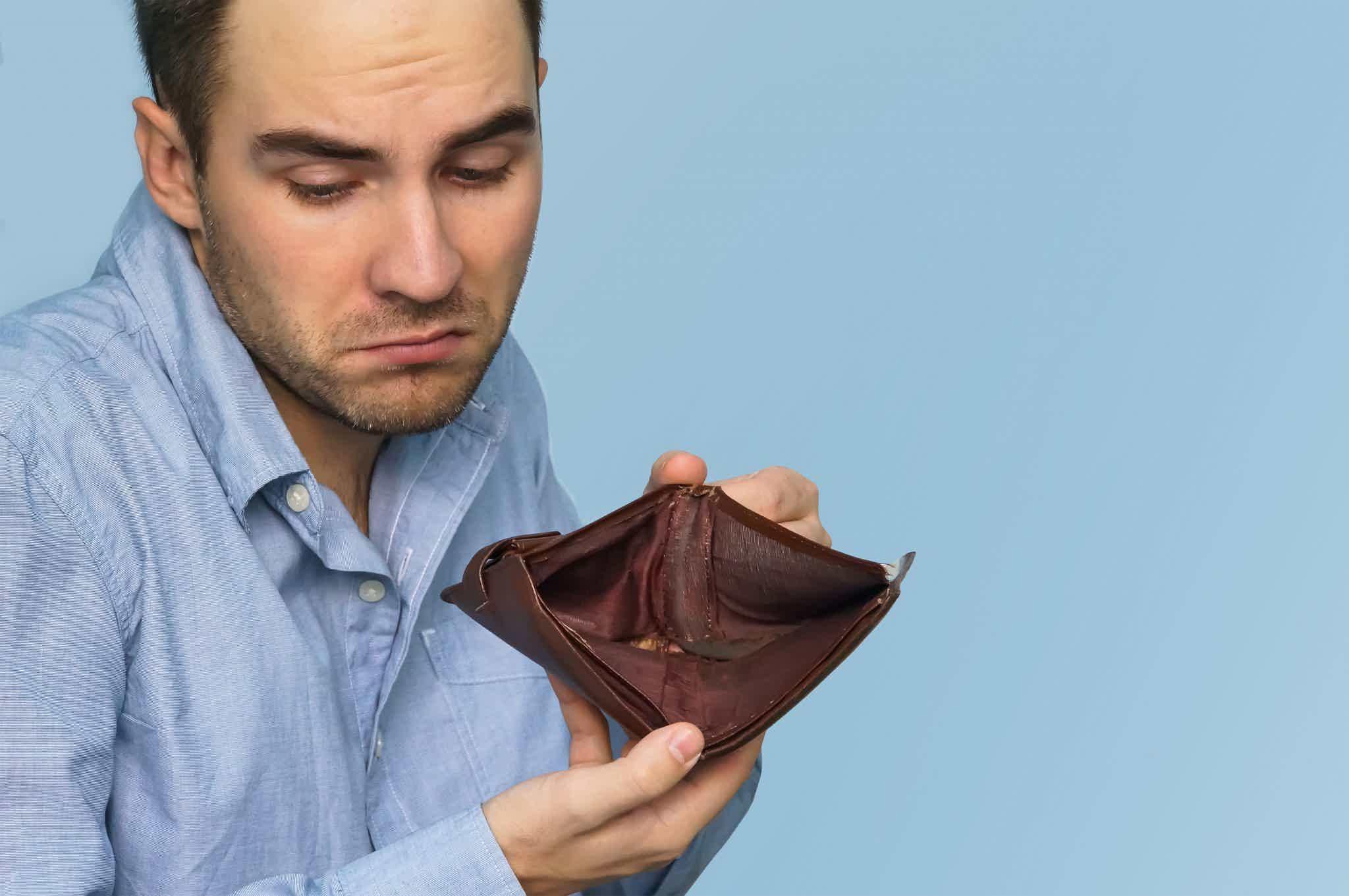 Não comprometa sua renda mensal