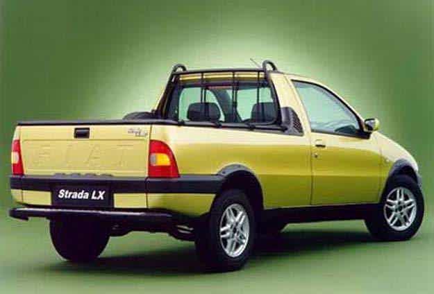 Fiat Strada 1.6 1999