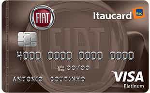 Cartão de crédito Platinum