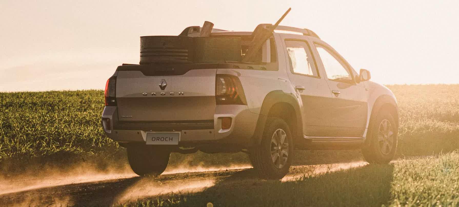 Prós e contras do Renault Duster Oroch