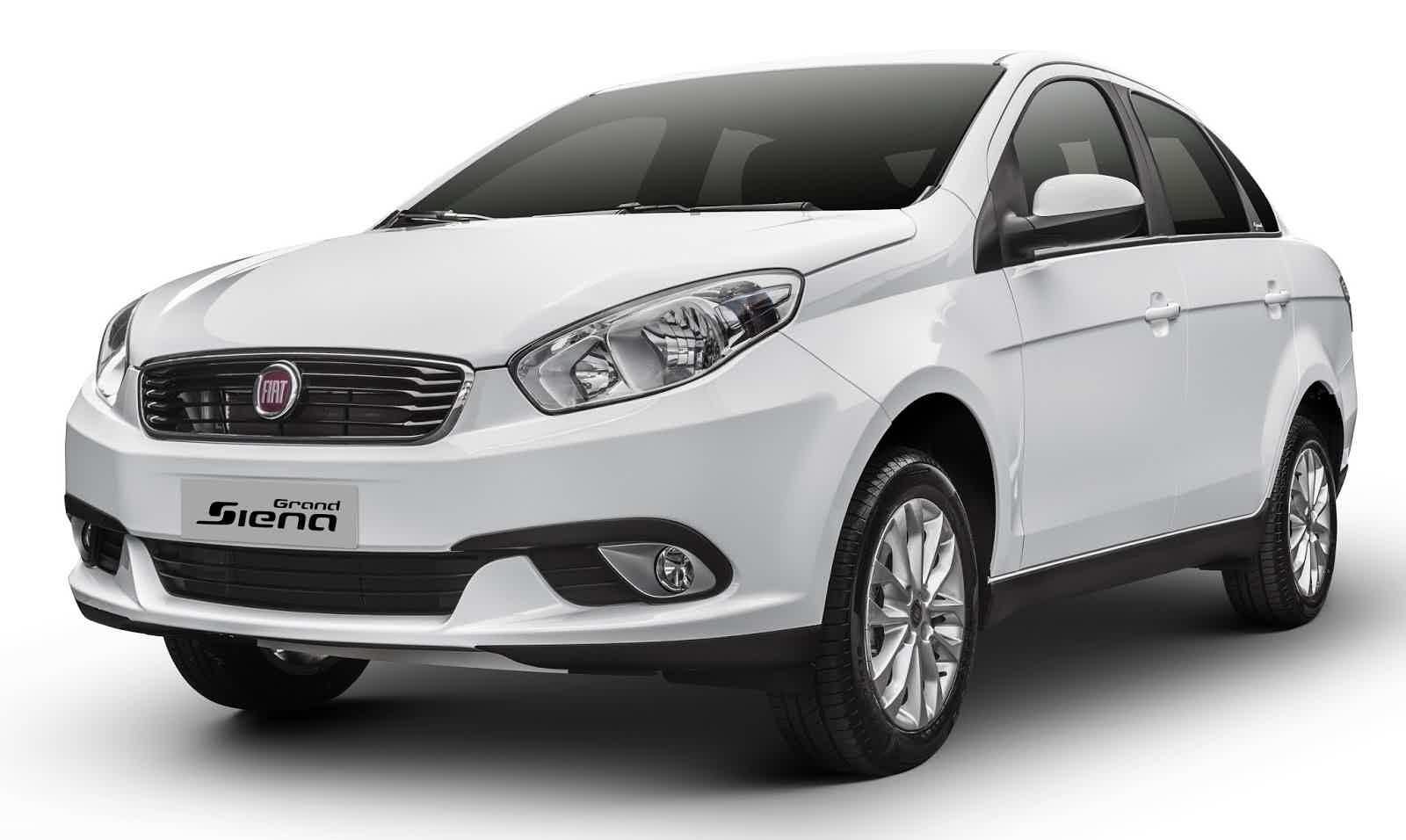 Fiat Grand Siena Essence 1.6 2018