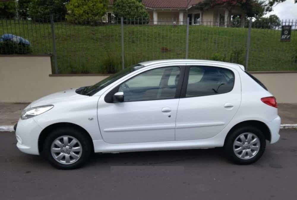 Peugeot 207 2011 1.4
