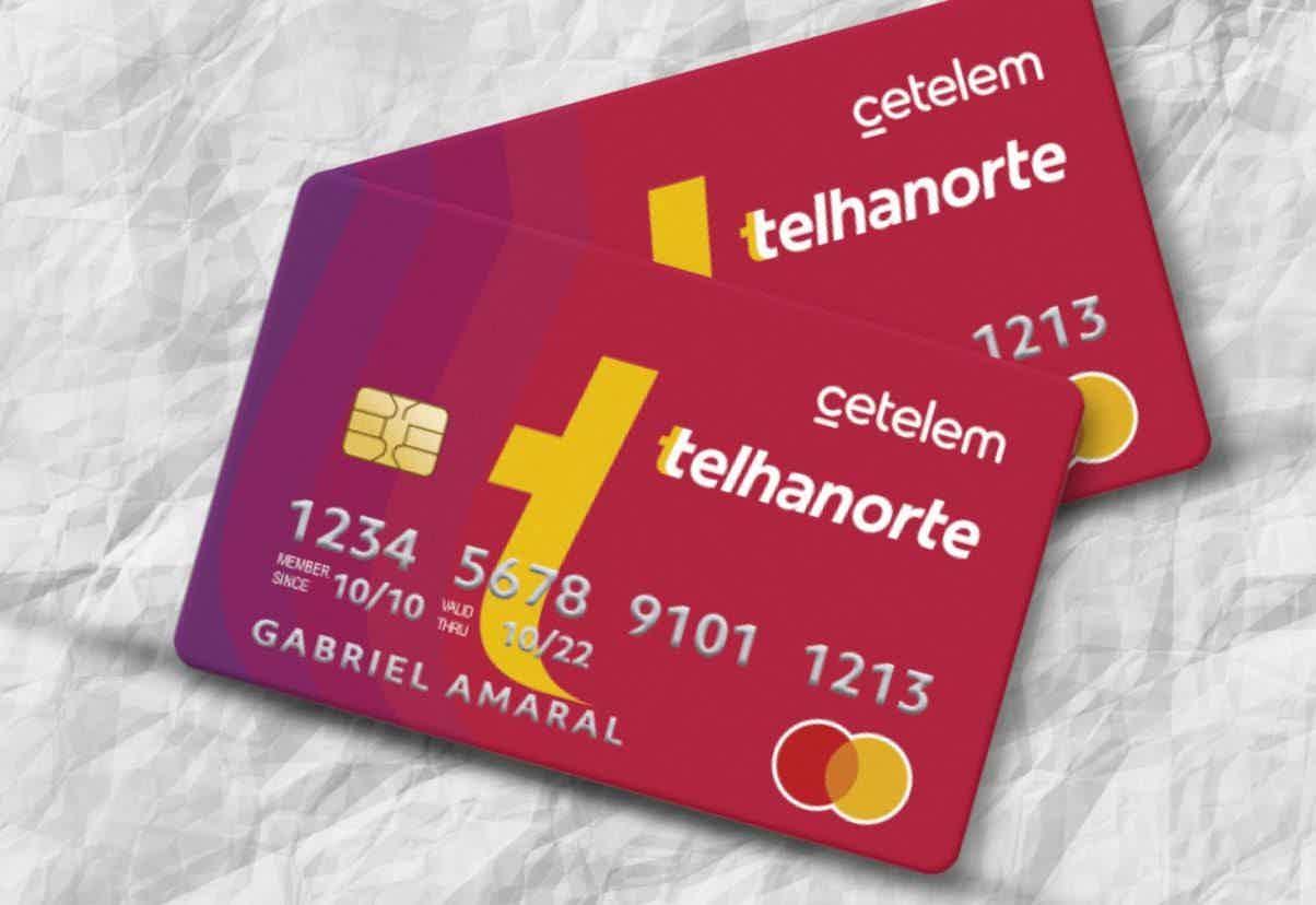 Como solicitar o cartão Telhanorte