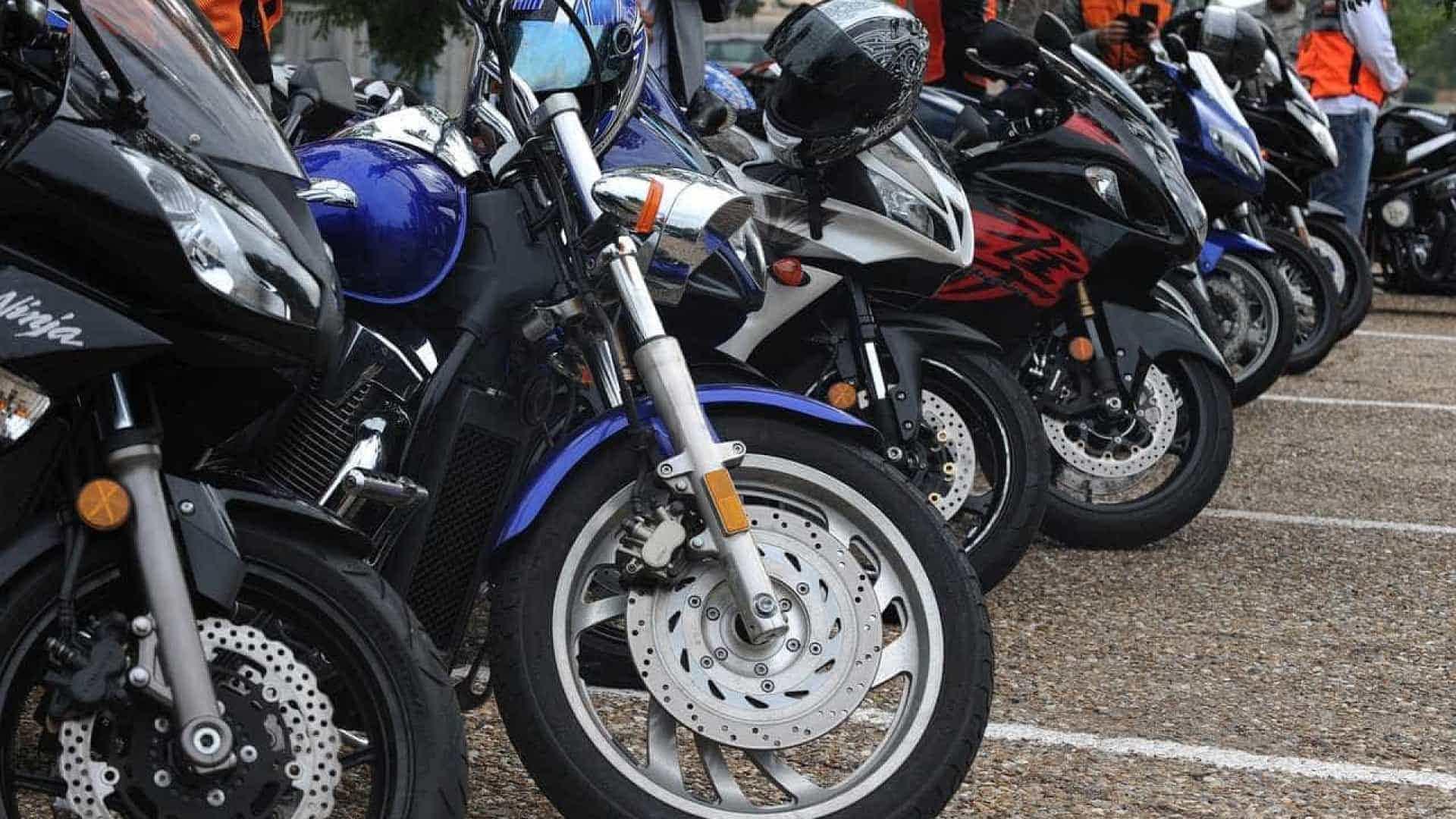 Sites de leilões de moto