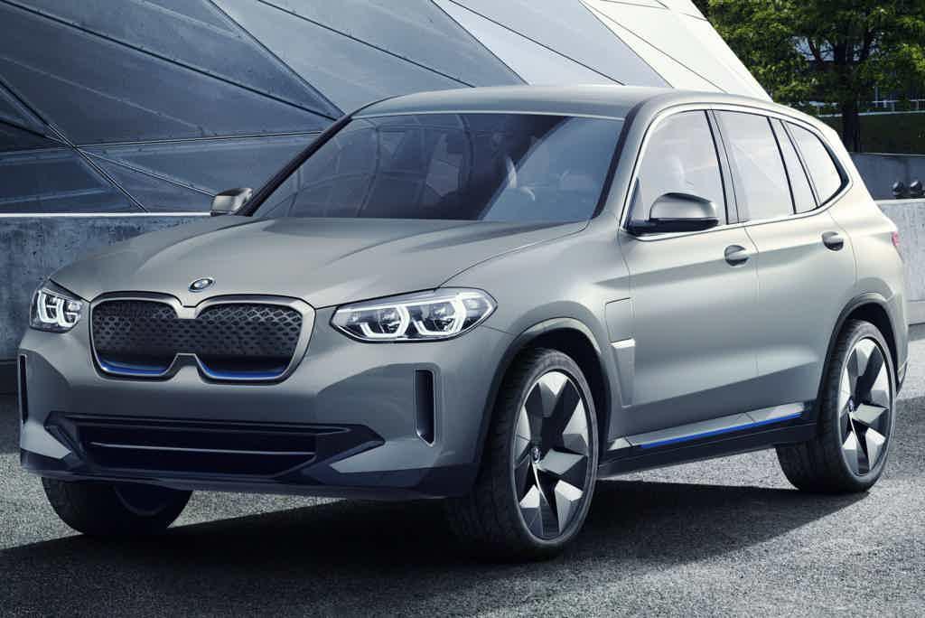 BMW i-X3