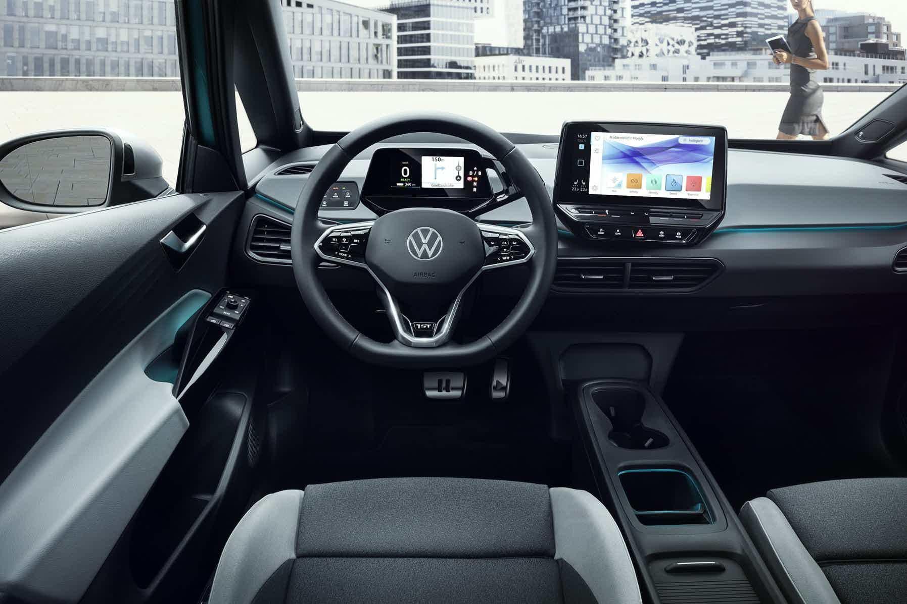 Painel Volkswagen ID.4
