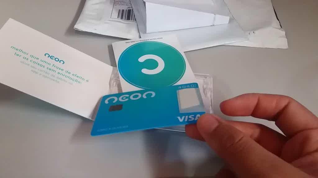 Sem tarifa de emissão de cartão