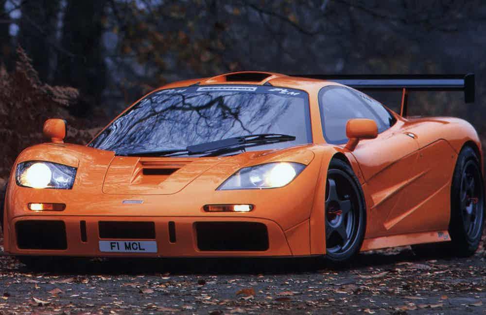 McLaren F1 LM 1995