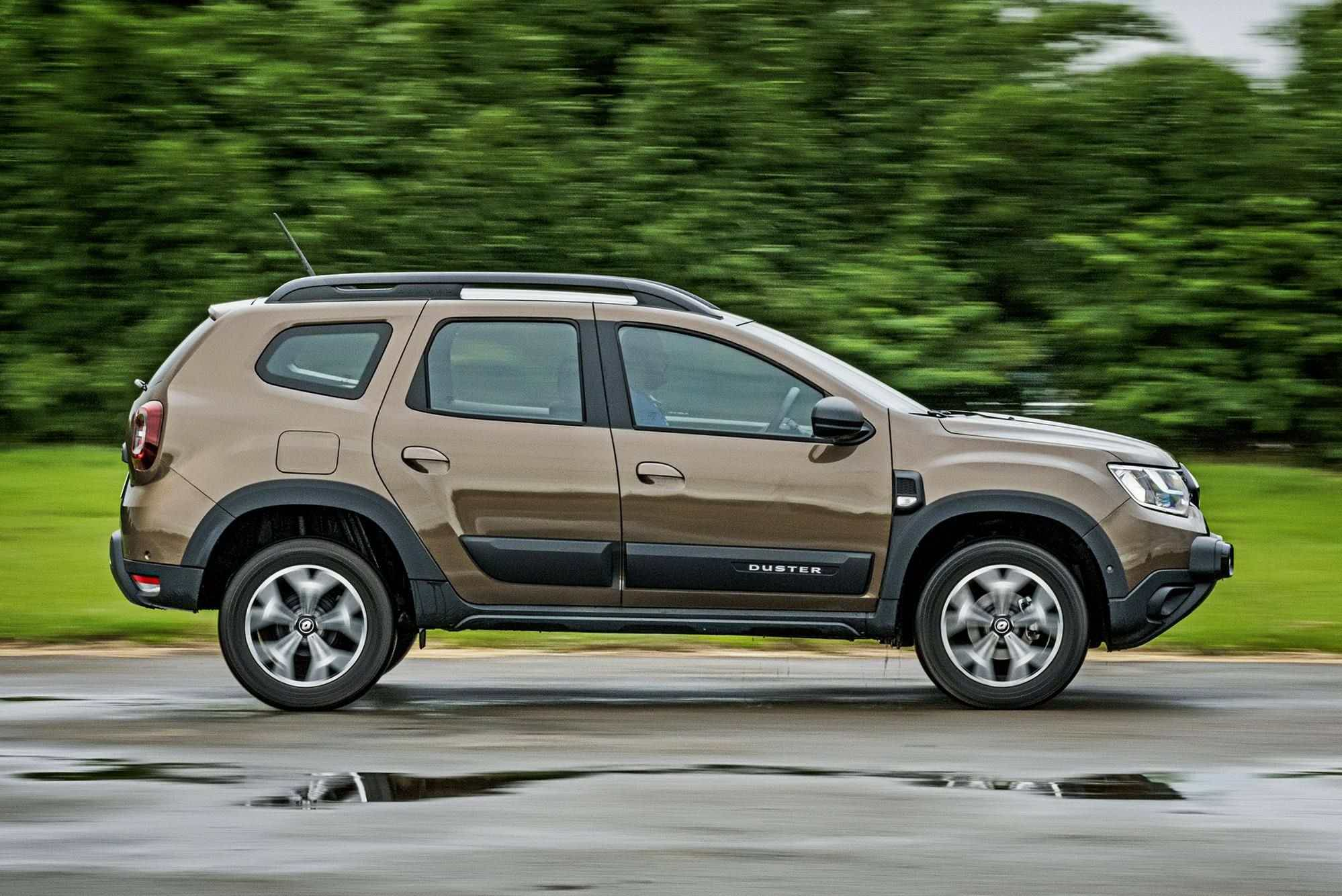 Renault Duster 2021 lateral