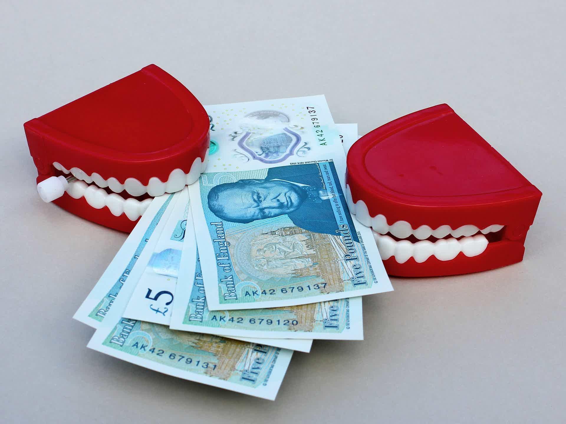 Evite que seu dinheiro seja literalmente comido pelos juros.