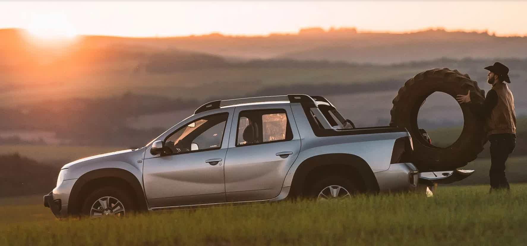Renault Duster Oroch 2021