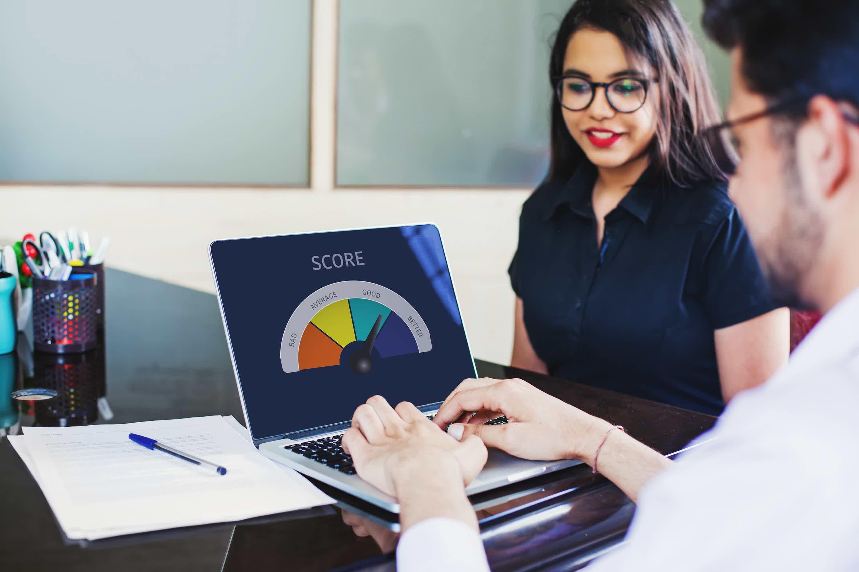 Como funciona a pontuação do score de crédito?
