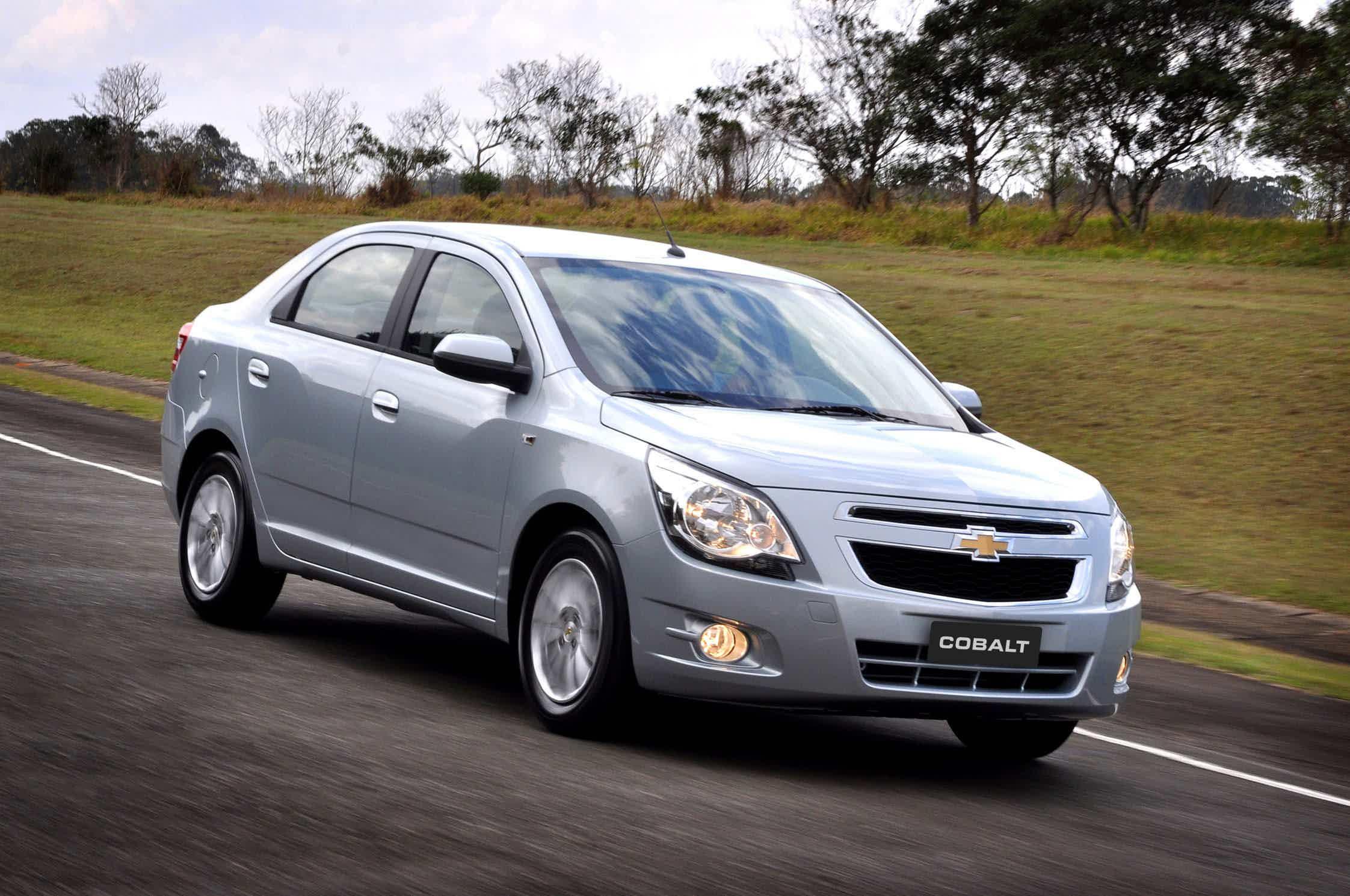 Chevrolet Cobalt 2012 LTZ 1.4