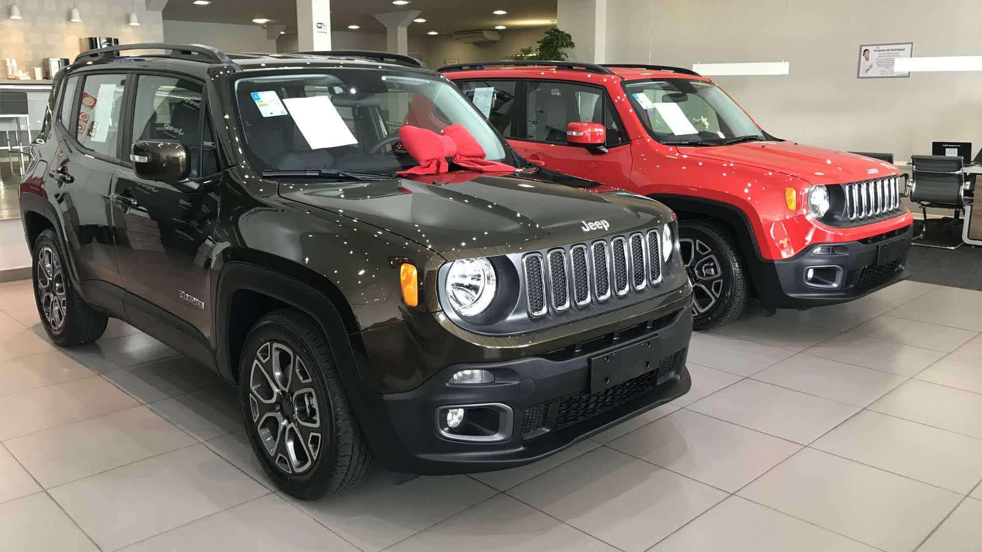 Comprar Jeep Renegade