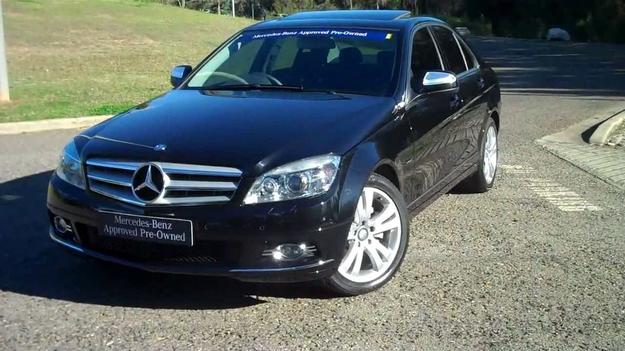 Mercedes Benz C200 K