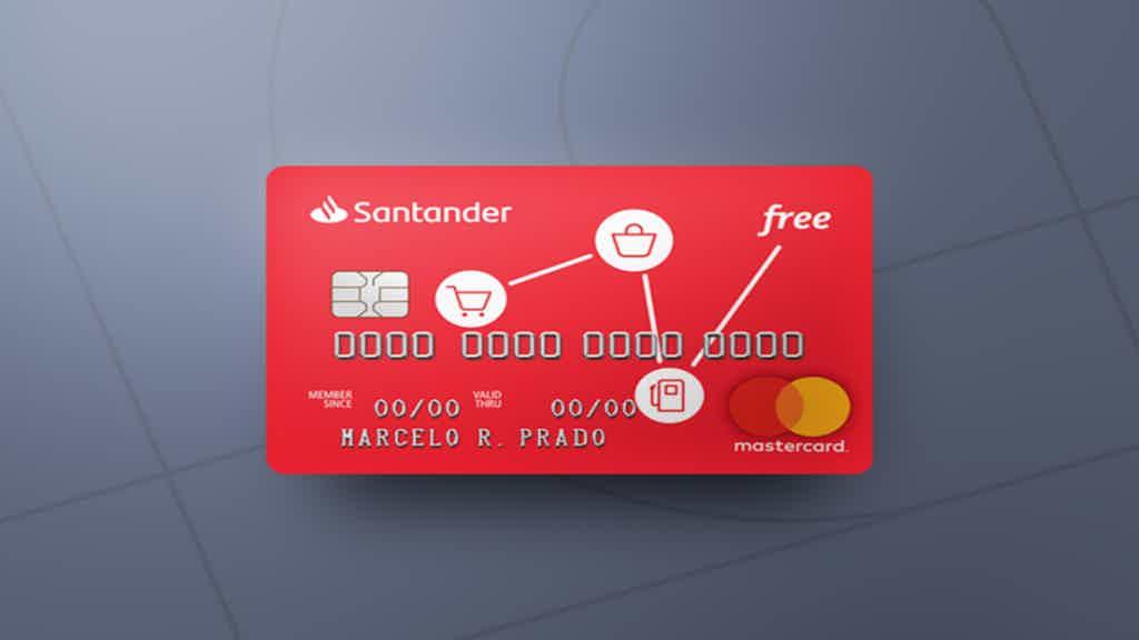 Segurança e facilidade com o Santander Free