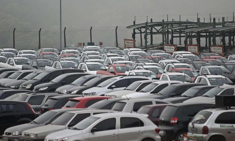 Leilão para comprar carros
