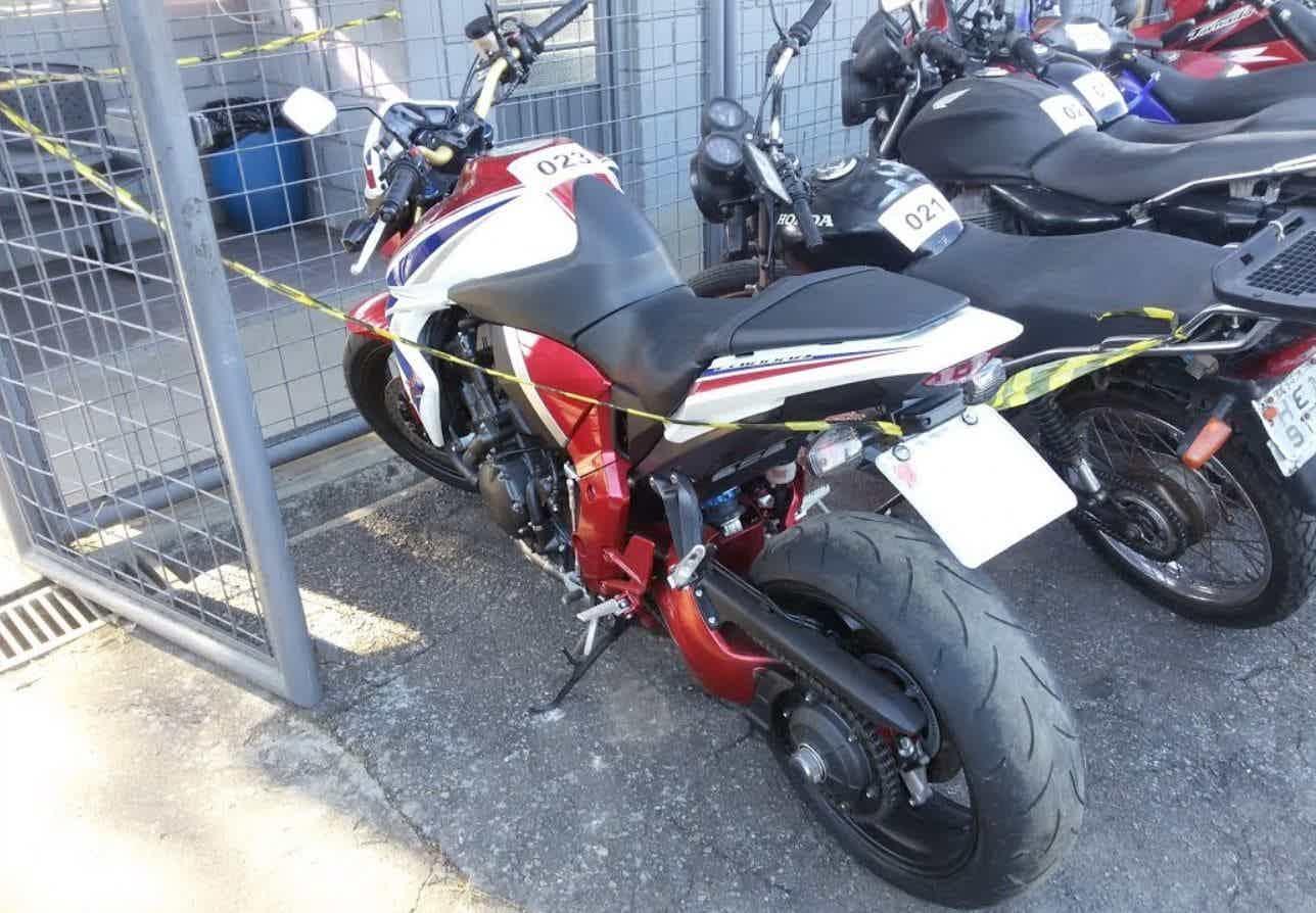 Melhores motos para comprar em leilão