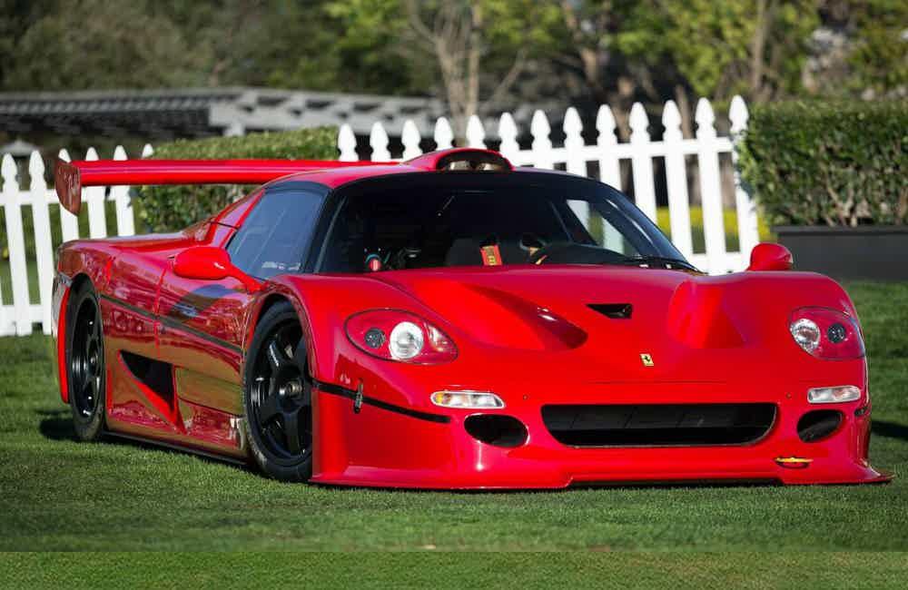 Ferrari F50 1996