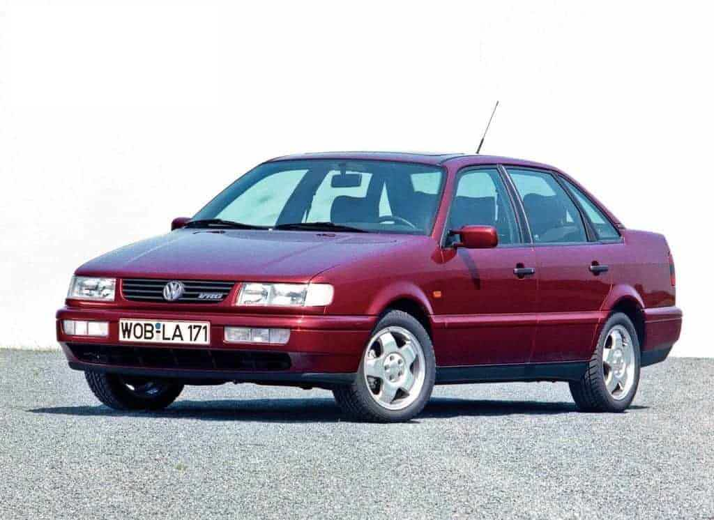 Passat VR6 2.8 1995