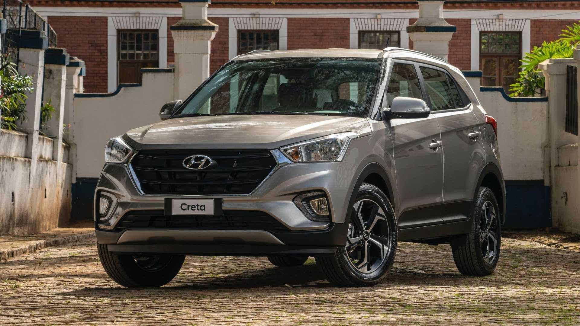 Comprar Hyundai Creta