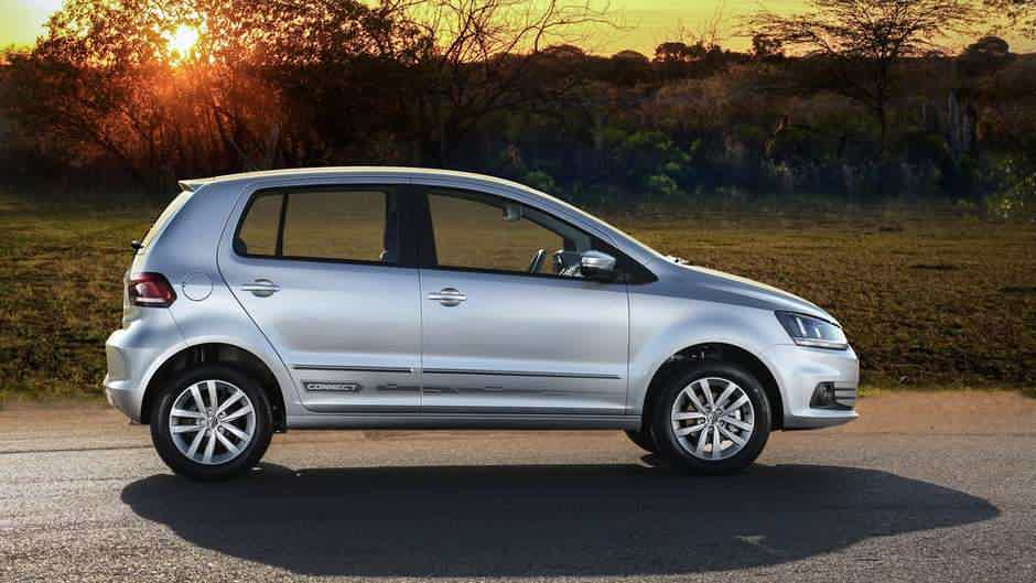 Volkswagen Fox Connect 1.6 I-Motion