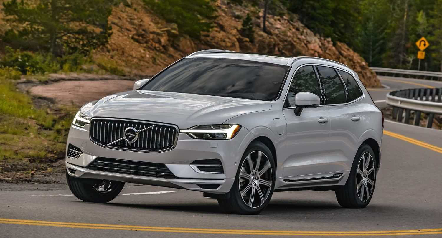 Volvo XC60 T8 Inscription