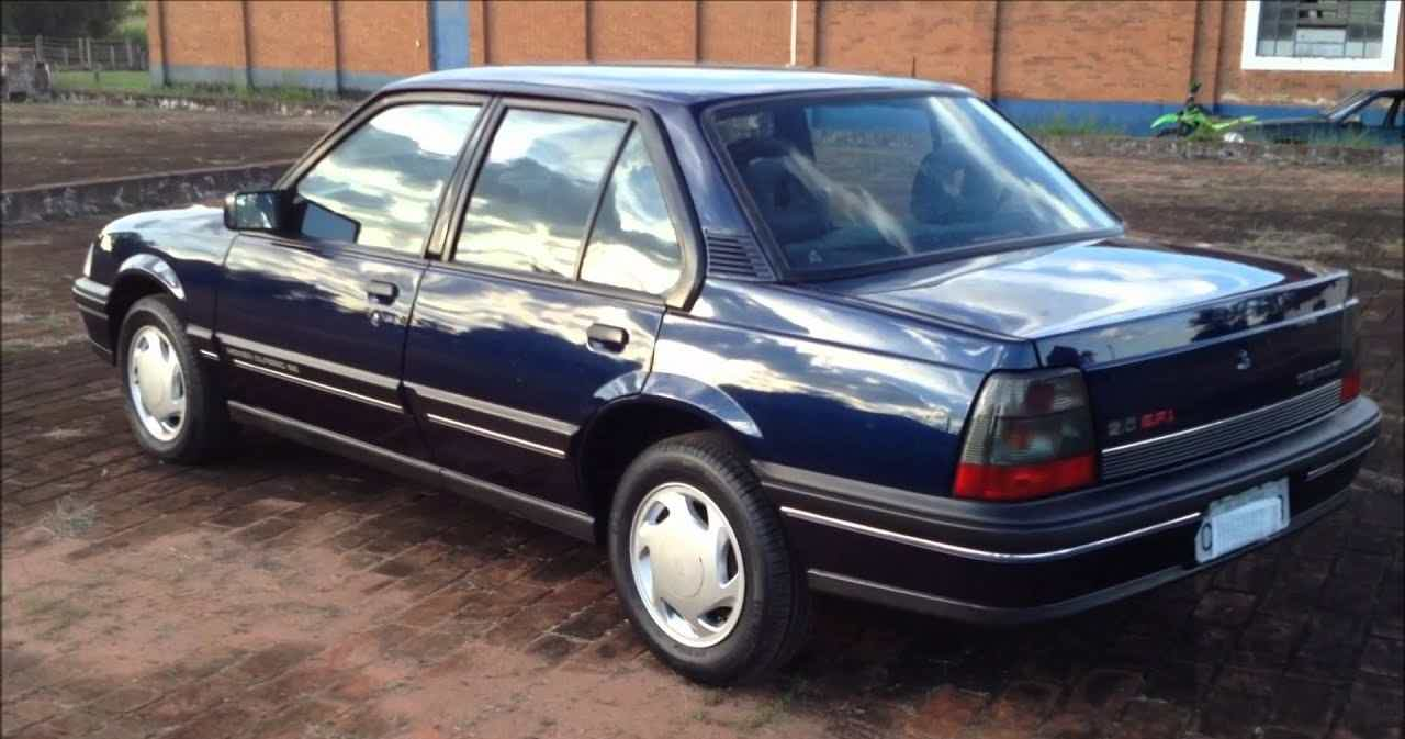 Monza Classic 2.0 1993