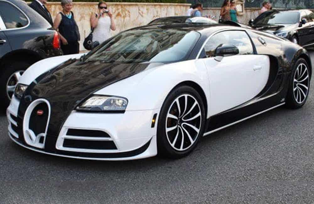 Bugatti Veyron Linea Vivere 2005