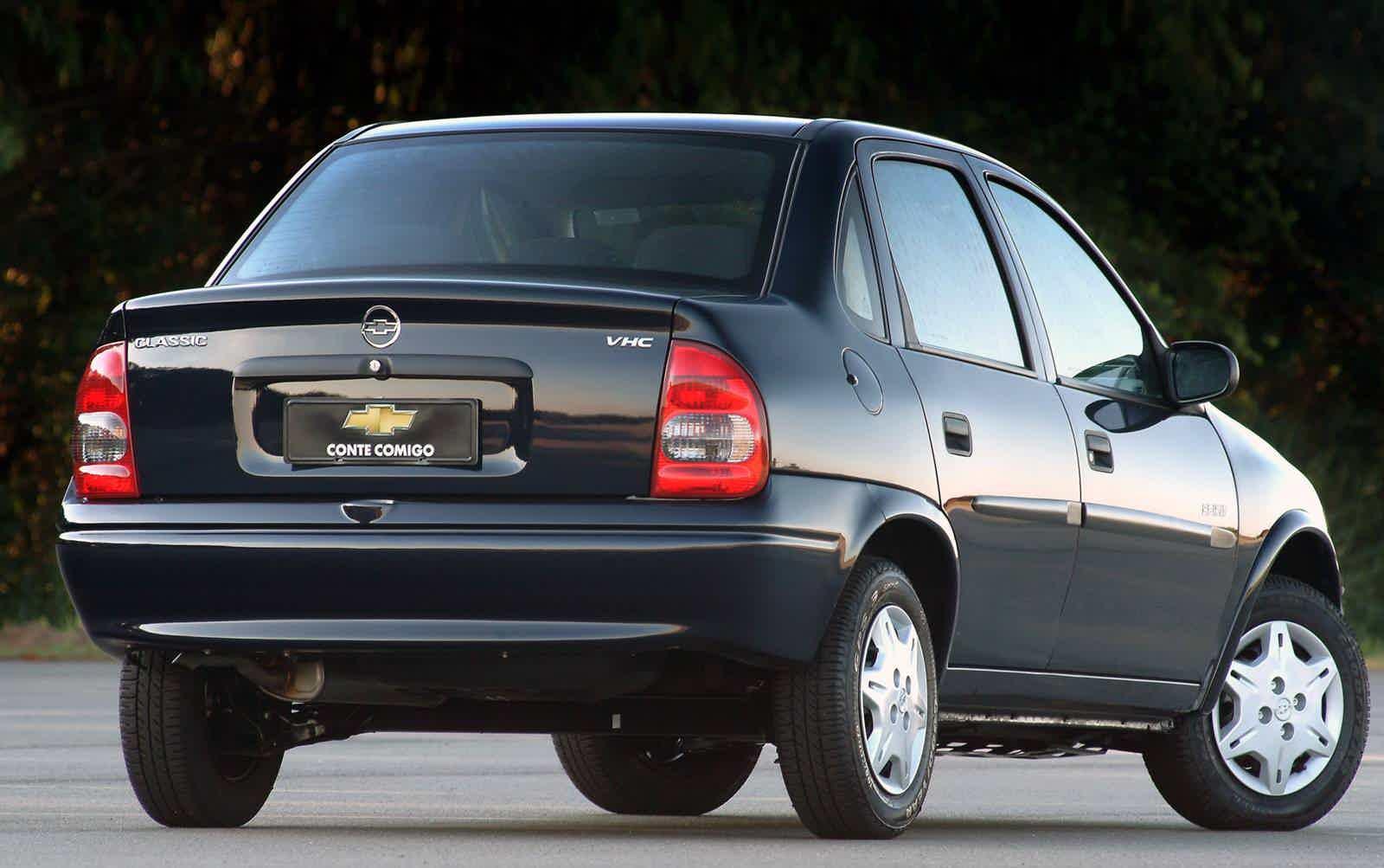 Corsa Sedan Classic 1.6 automático 2005
