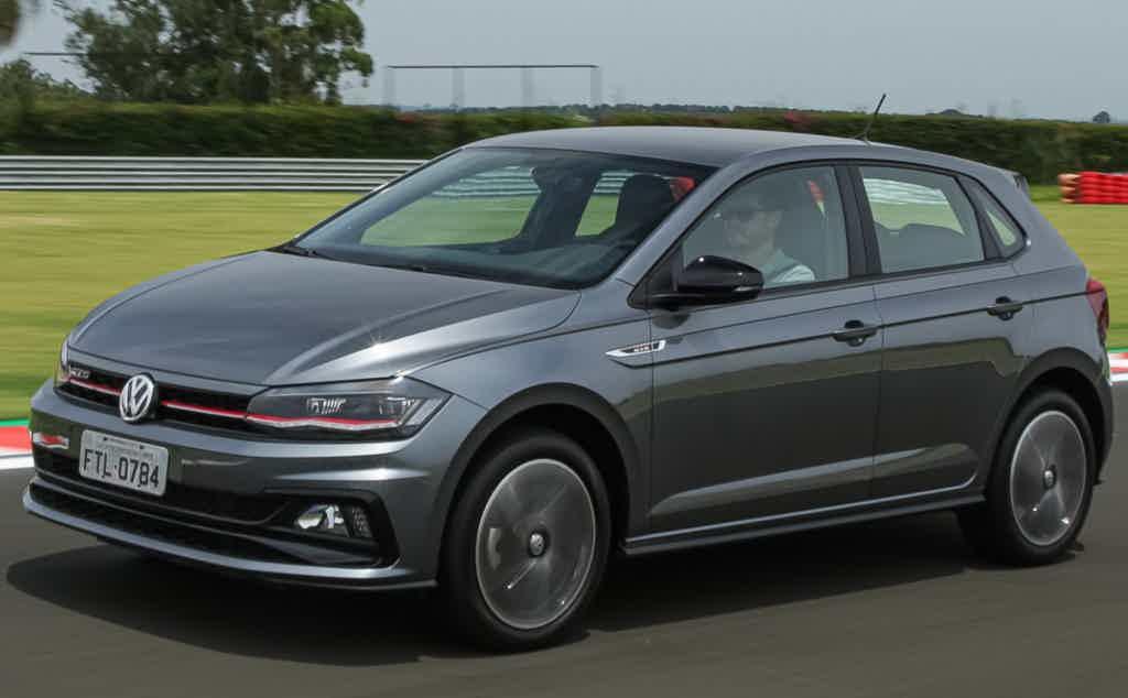Dirigibilidade Volkswagen Polo 2021
