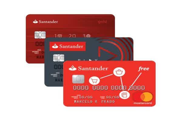 Outros cartões Santander