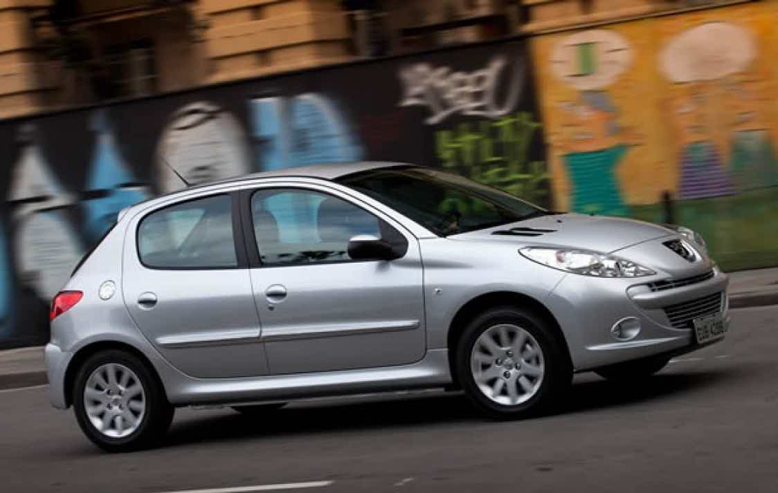Peugeot 207 2012 1.4