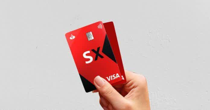 Como solicitar o cartão Santander SX