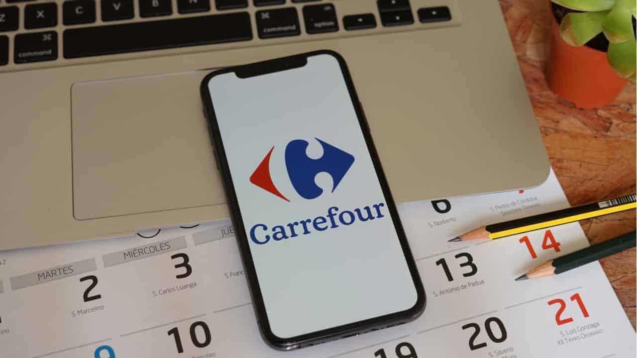 Descontos na rede Carrefour
