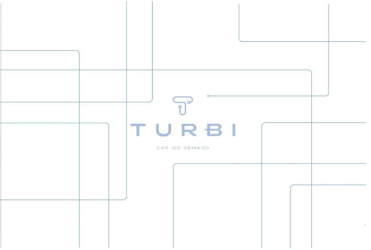 Alugar carro com a Turbi