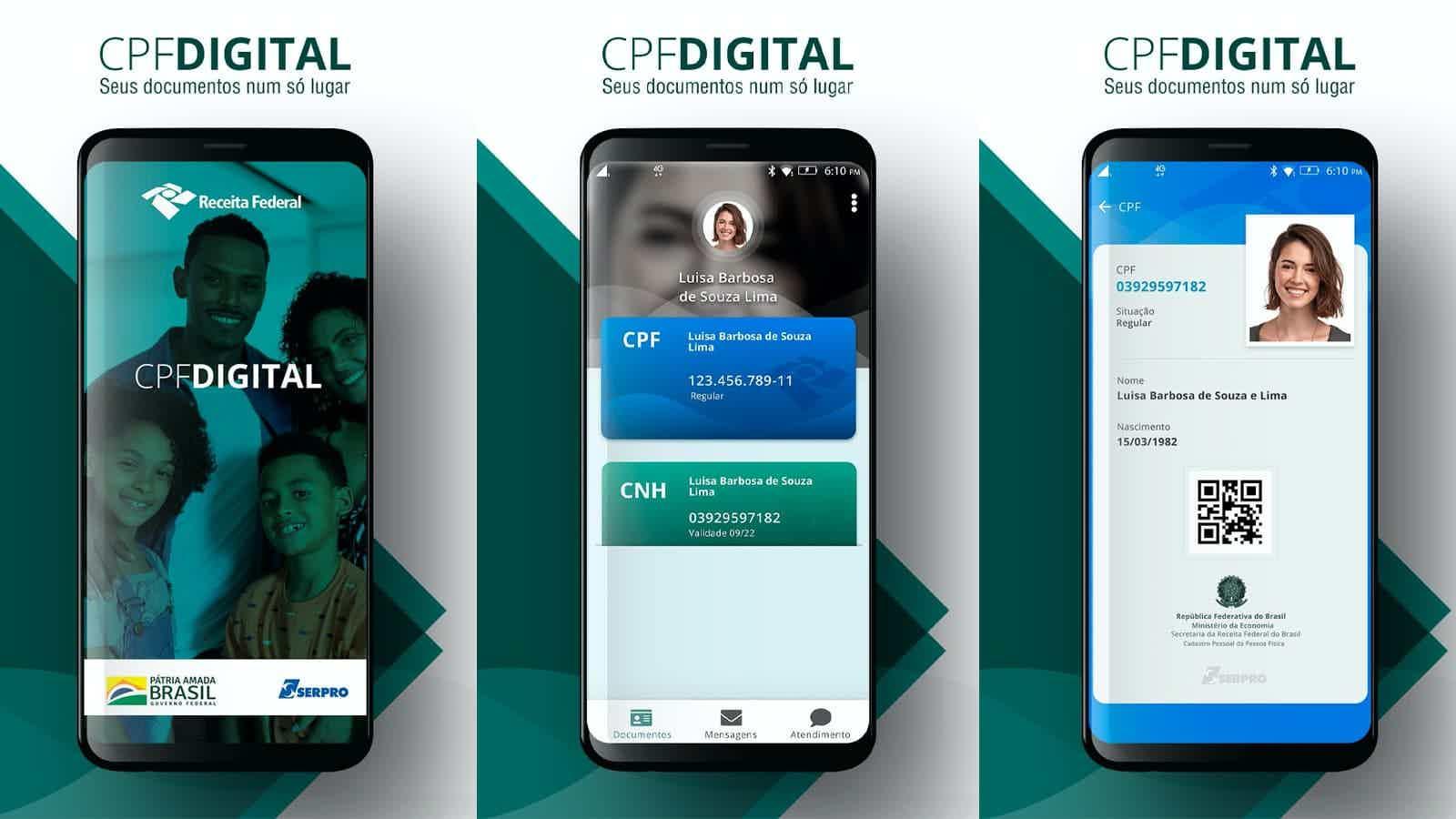 Como solicitar o CPF Digital