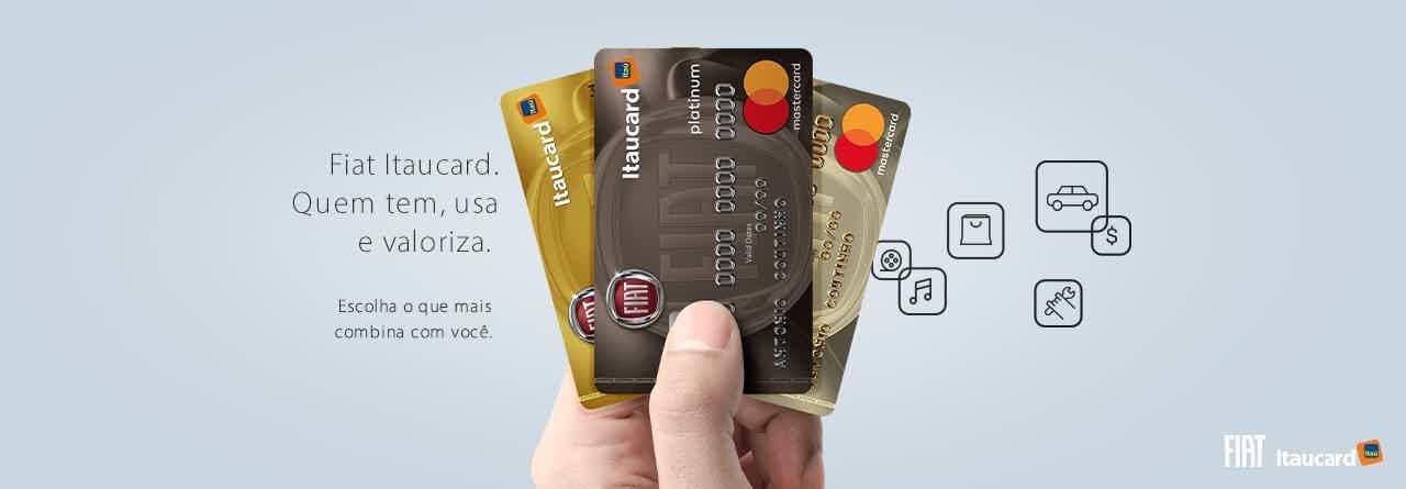 Quais são os tipos de cartão?